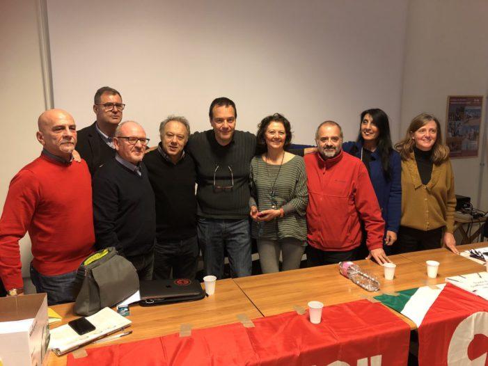 Roma Nord – Civitavecchia – Viterbo: Riccardo Tranquilli è il nuovo Segretario