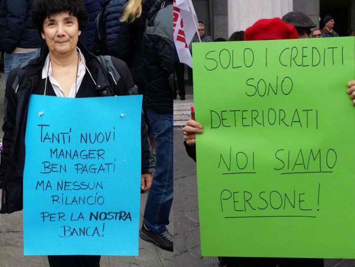 Carige, sciopero e manifestazione: perché sì