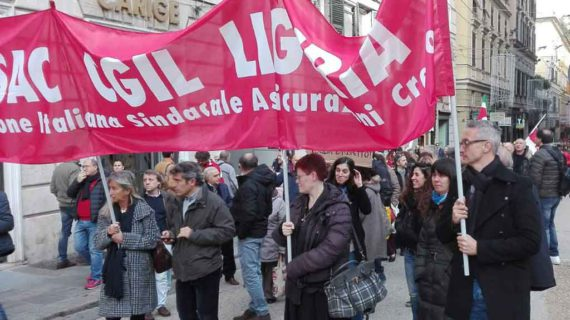 Gruppo Carige: comunicato stampa per la prima giornata di sciopero