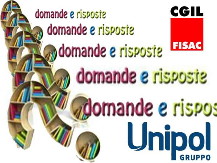 Gruppo Unipol: Domande e Risposte di tutto, ma non tutto #31