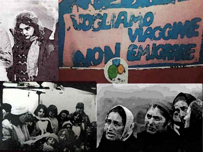 La forza delle donne irpine nell'anniversario del terremoto del 23 novembre 1980