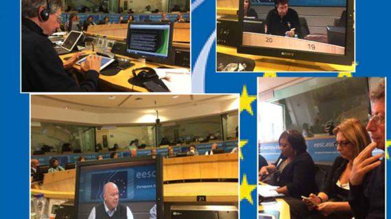 Resoconto della riunione dello Steering Group di Uni Europa Finanza