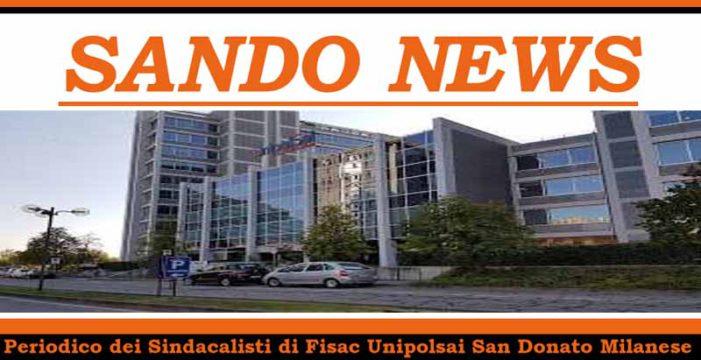 "Fisac Unipolsai San Donato Milanese: ""Sandonews"" numero 1"