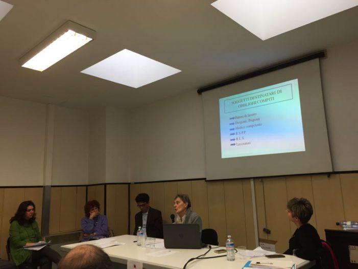 Fisac Torino e Piemonte: giornata di formazione e confronto sullo stress lavoro-correlato