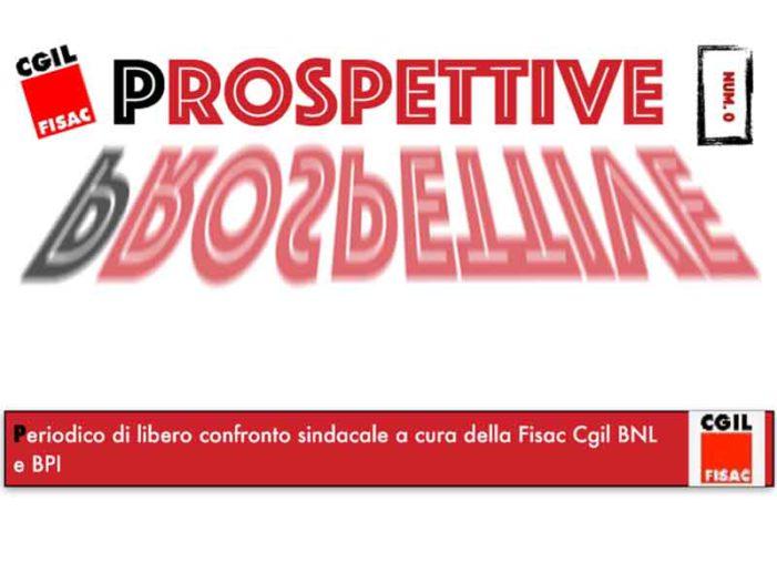 Gruppo BNL: il nuovo periodico Fisac Cgil