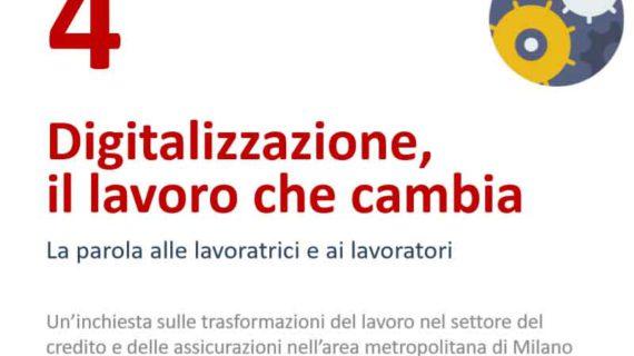 Digitalizzazione: il lavoro che cambia – Dispensa tematica n.4