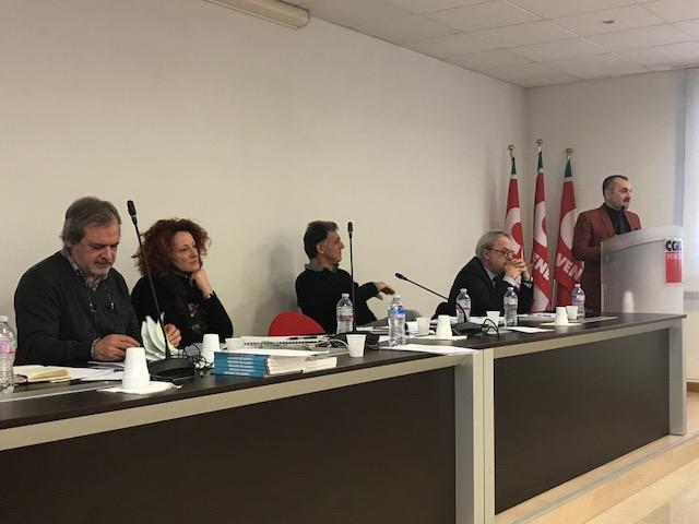 Veneto: direttivo regionale Fisac CGIL