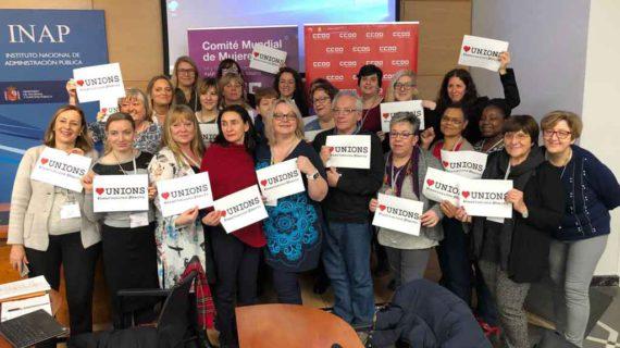 Comitato mondiale Uniwomen in Madrid 14 e 15 febbraio