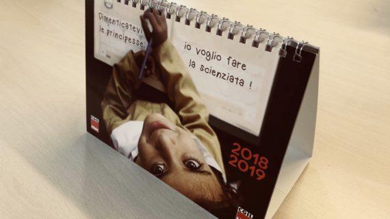 Il calendario 8 Marzo della Fisac CGIL