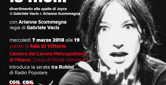 Milano: spettacolo teatrale in occasione della festa della donna