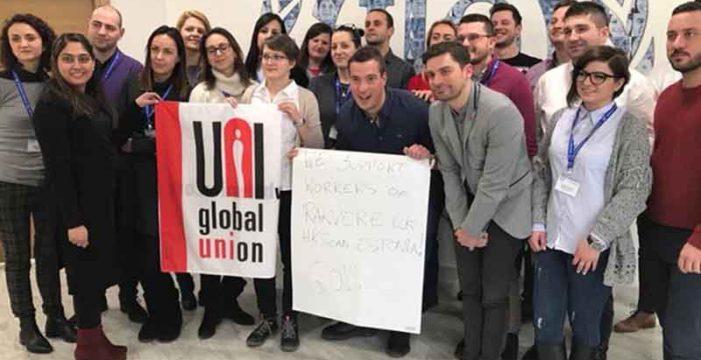 Resoconto della prima sessione del corso Uni Europa Finance per giovani sindacalisti