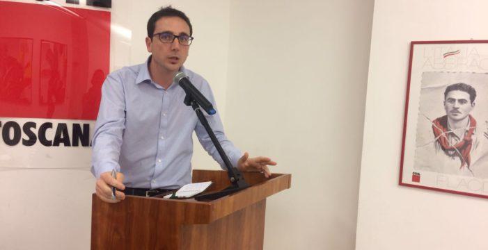 Paolo Campione eletto nuovo coordinatore MPS per la Toscana