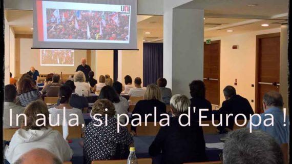 Corso FBA sull'Europa: istituzioni, rappresentanza, competenze
