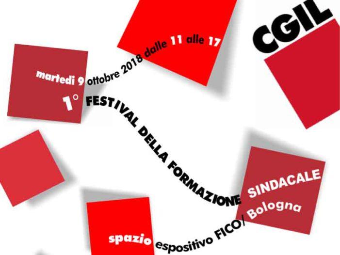 Prima edizione del Festival della Formazione Sindacale