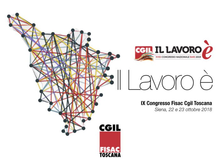 Fisac CGIL Toscana – Congresso 2018