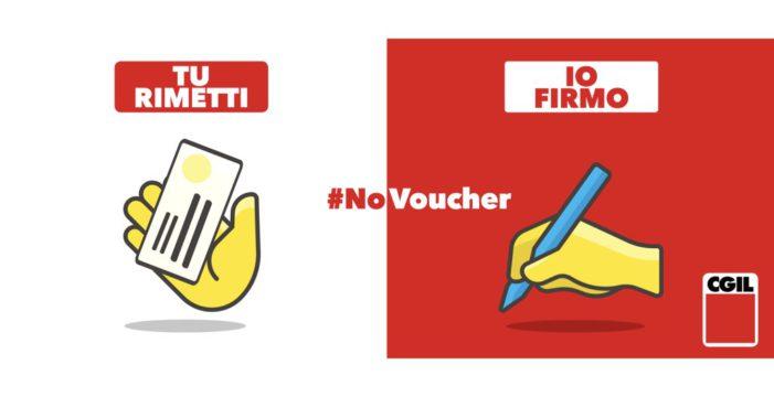 #NOvoucher – firma la petizione!