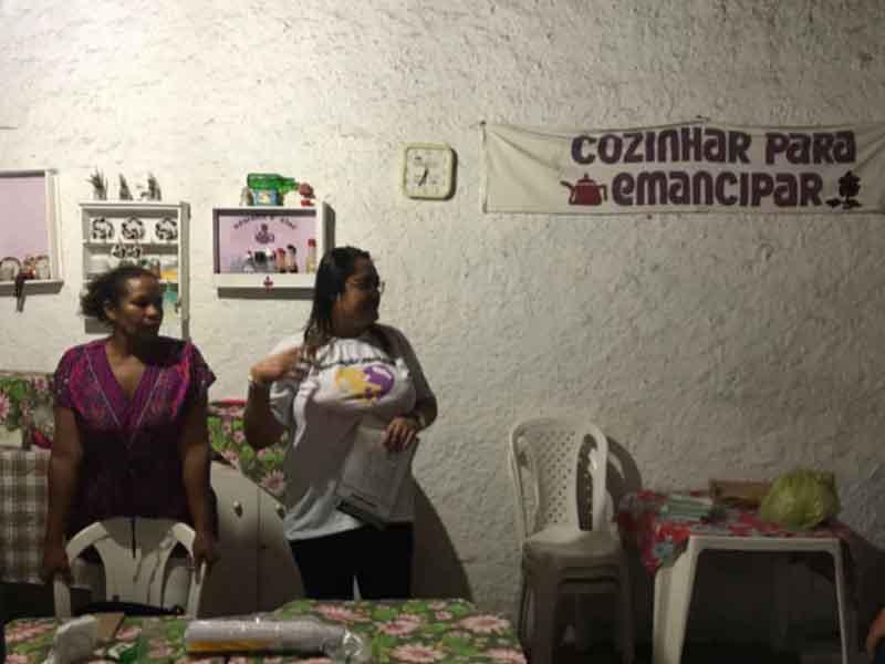 La cucina emancipata: esperienza comunitaria di inclusione ed educazione finanziaria
