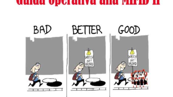 MIFID II: breve guida operativa – Parte 2 di 4