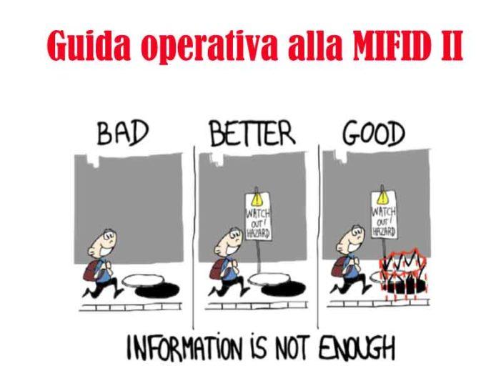 MIFID II: breve guida operativa – Parte 3 di 4