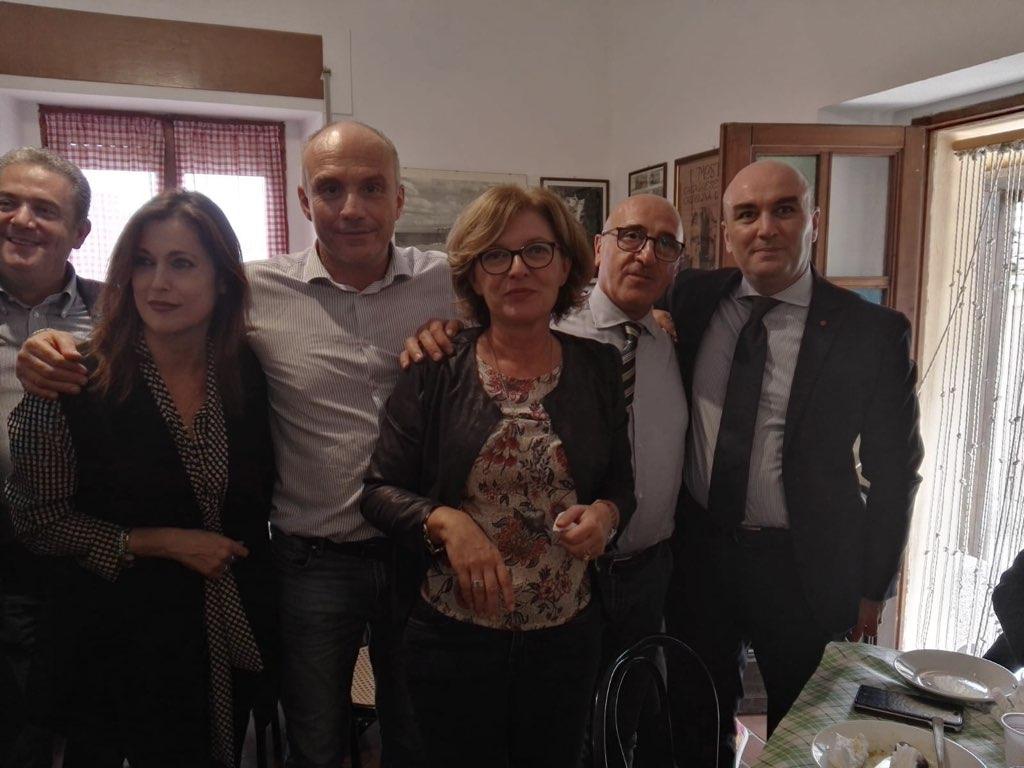 Antonella Bertuzzi Segretaria Generale dell'Area Vasta Catanzaro…