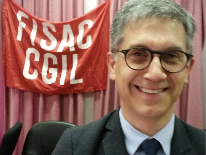 Fabio Maravalle eletto Segretario Generale Fisac Ascoli Piceno