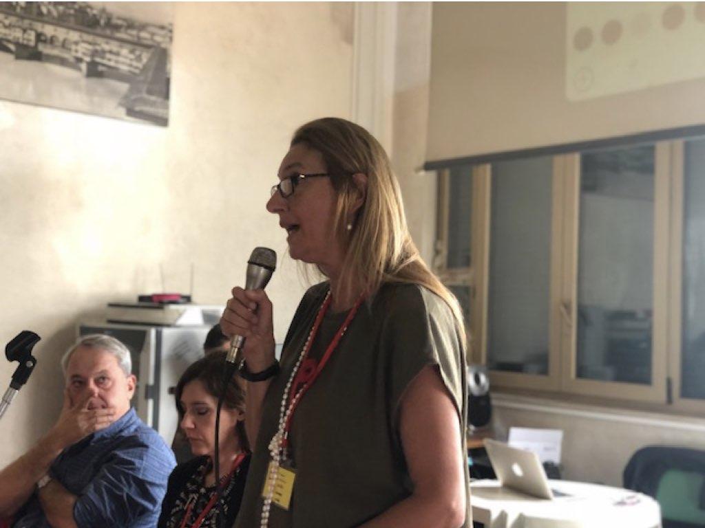 Laura Sostegni rieletta Segretaria Generale della Fisac Firenze