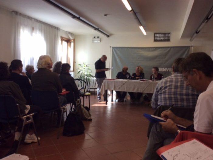 Lucca, Carlo Moretti riconfermato segretario generale della Fisac