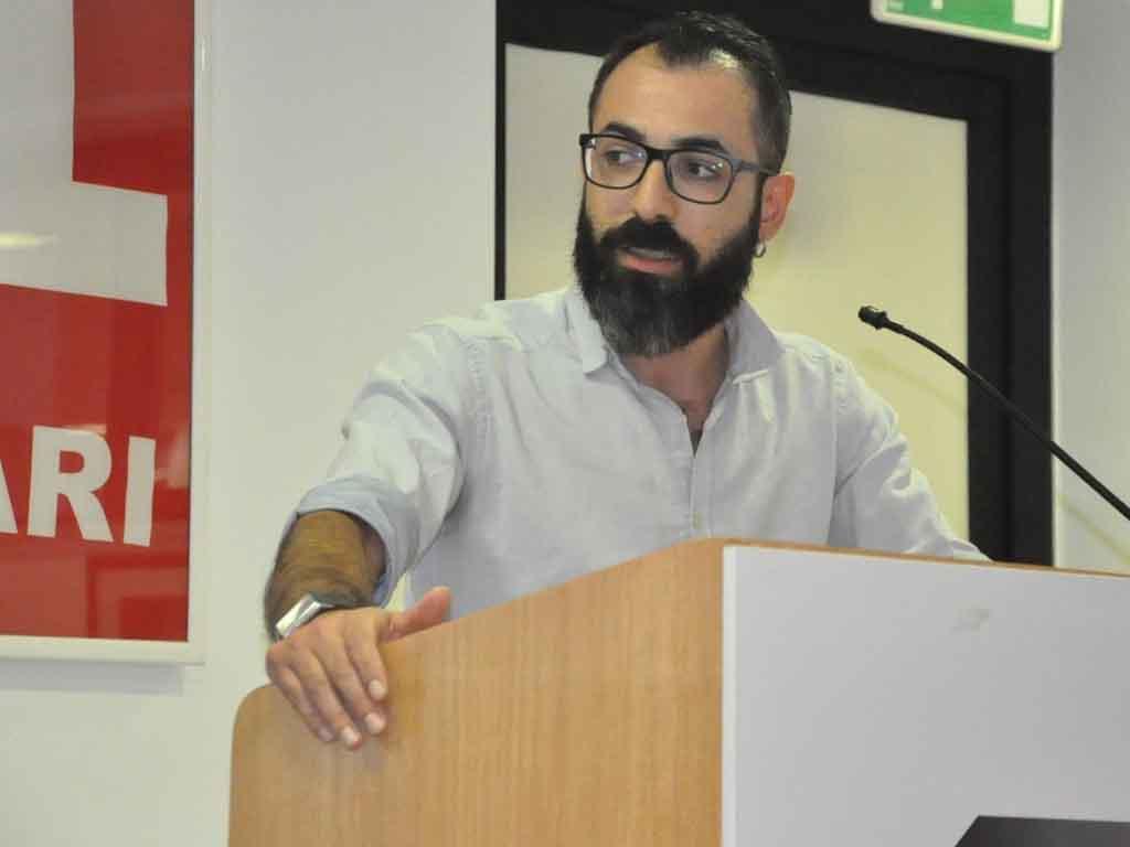 Marcello Simula nuovo Segretario Generale Fisac Cgil Sassari