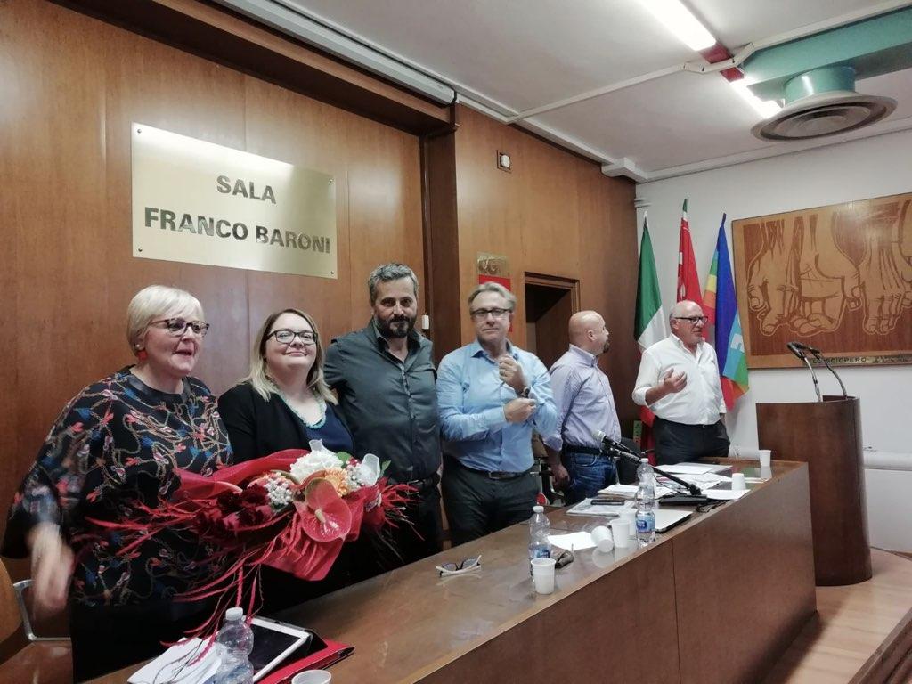 Laura Marchini nuova Segretaria Generale della Fisac Cgil di Pisa