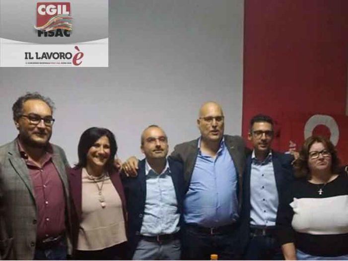 Riconfermato Ferrigno al congresso Fisac di Avellino