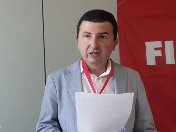 Alessandro Lotti rieletto Segretario Generale della Fisac Cgil di Siena
