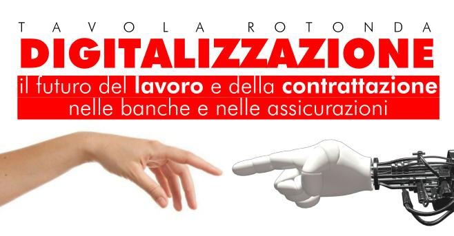 VENETO: DIGITALIZZAZIONE, tavola rotonda nell'ambito del IX Congresso Fisac-CGIL Veneto