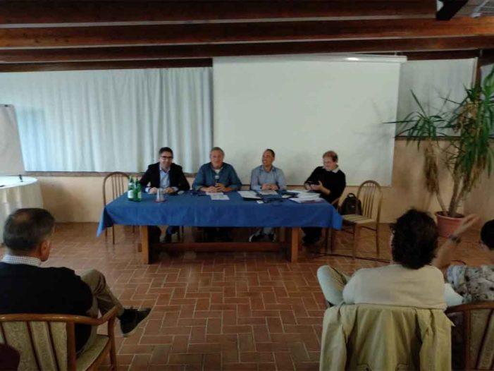 Fisac Ancona: Polidori Segretario Generale