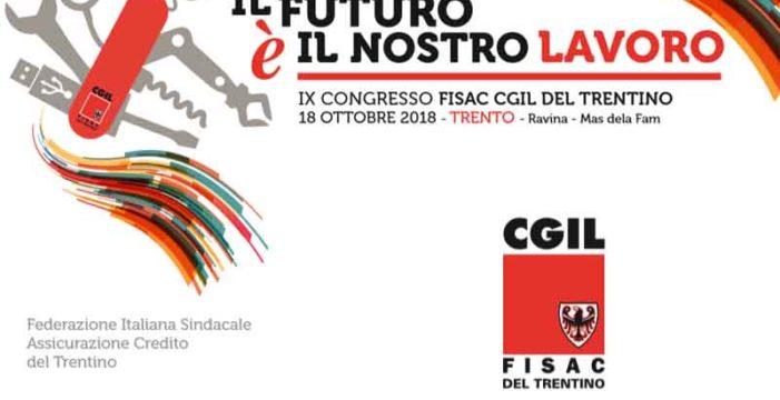 Fisac Trentino: Guolo confermato Segretario Generale