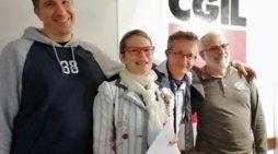 Elisabetta Faidutti nuova Segretaria Regionale Fisac CGIL FVG