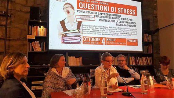 Piergiorgio Gori nuovo Segretario Provinciale Fisac CGIL Trieste