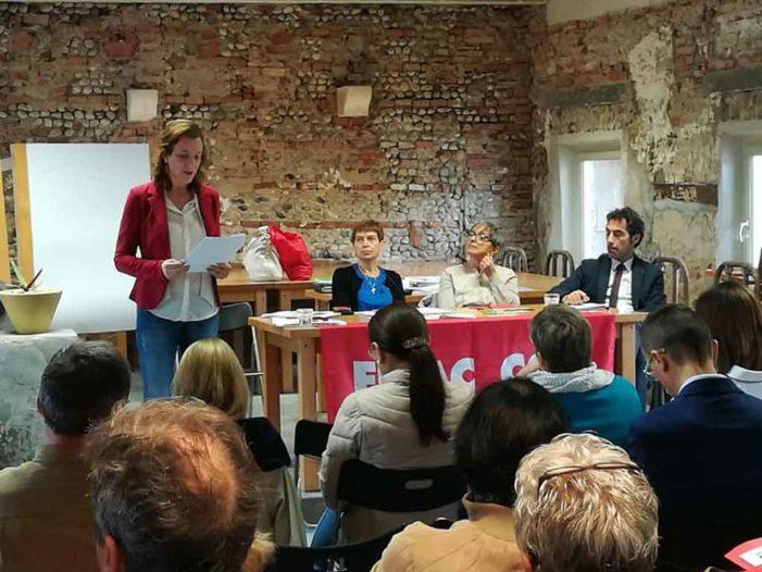 Fisac Vicenza: Cinzia Lanaro confermata alla Segreteria