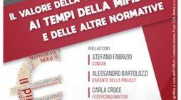 Lazio – Il valore della consulenza ai tempi della Mifid2 e delle altre normative
