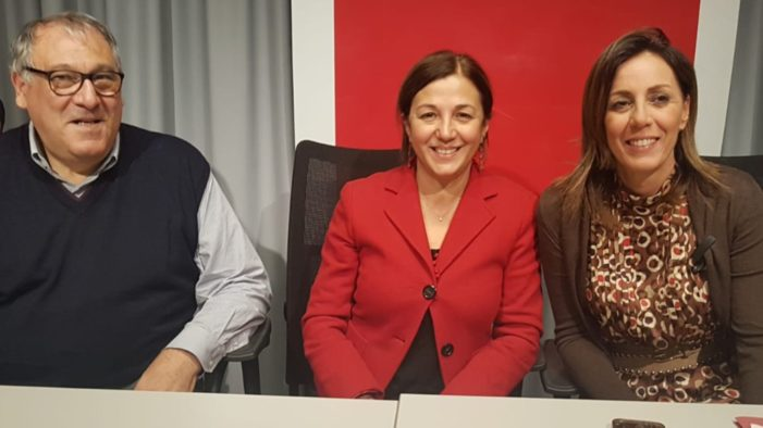 Eletta la nuova Segreteria della Fisac Cgil Messina