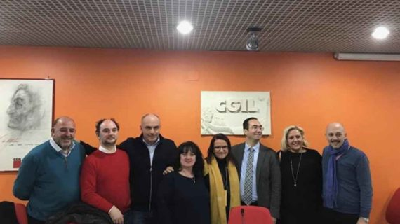 Fisac Puglia: eletta la Segreteria