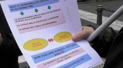 Sciopero Unicredit a Trieste, Gorizia e Monfalcone