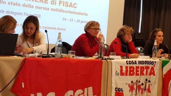 Fisac Donne: atti dell'assemblea delle Delegate – Parte 2