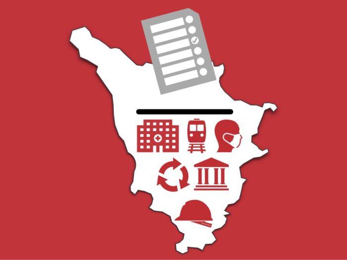 Toscana: Fisac Sostiene n. 40 – Al voto! Al voto!