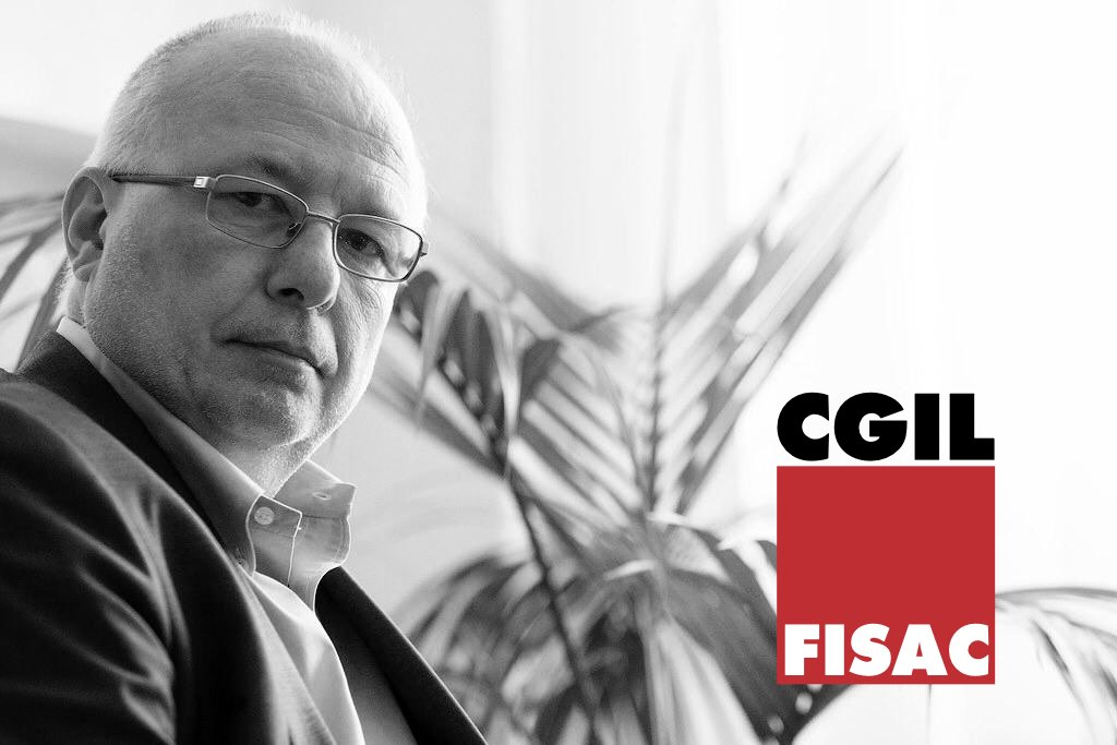Nino Baseotto eletto Segretario Generale della Fisac Cgil