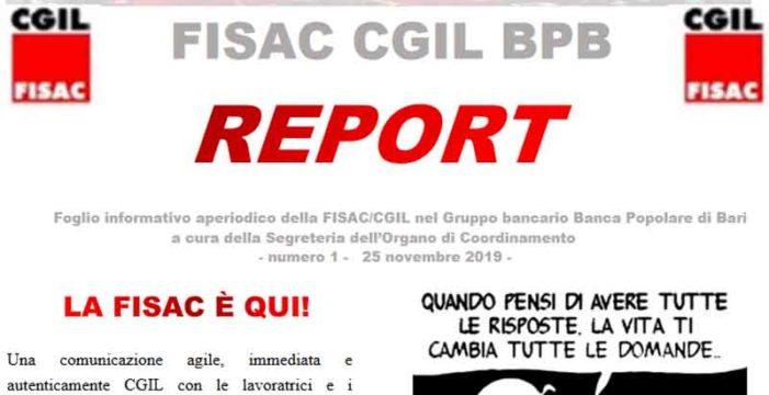 "Fisac BPB: ""Report"""