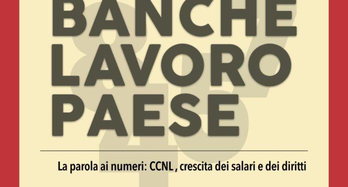 """Evento della Fisac-Cgil: """"Banche Lavoro Paese"""""""