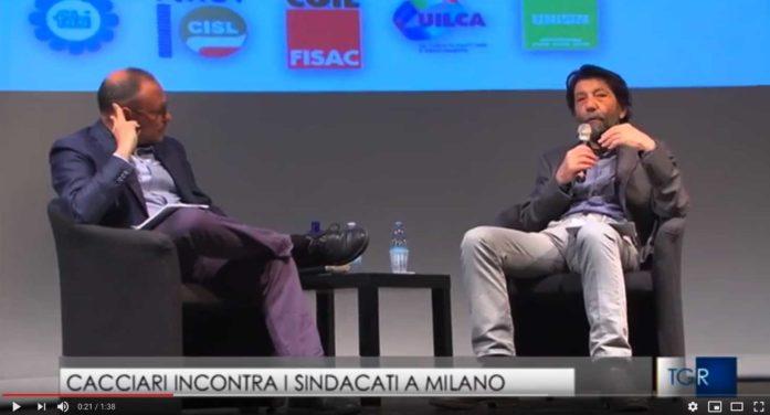 Intervista sull'Europa, incontro con Massimo Cacciari