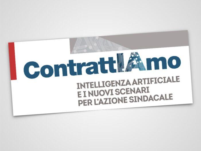 ContrattIAmo – Intelligenza artificiale e i nuovi scenari per l'azione sindacale