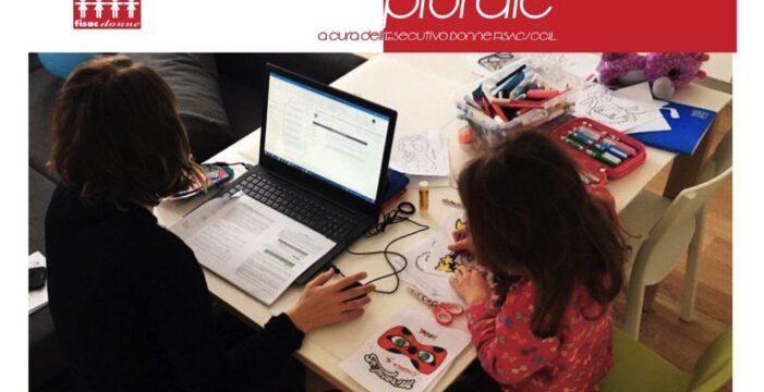 Femminile Plurale: lavoro da casa e misure  di sostegno alla cura
