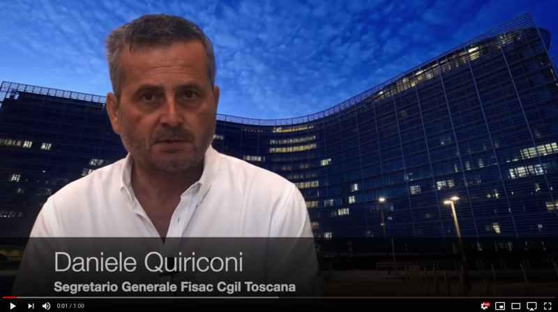 Fisac Toscana: un minuto per capire l'importanza del Recovery Fund